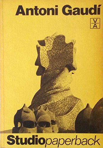 9783760881218: Antoni Gaudi