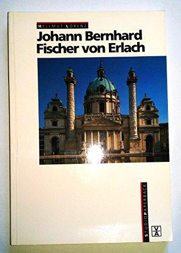 9783760881324: Johann Bernhard Fischer von Erlach (Studiopaperback)