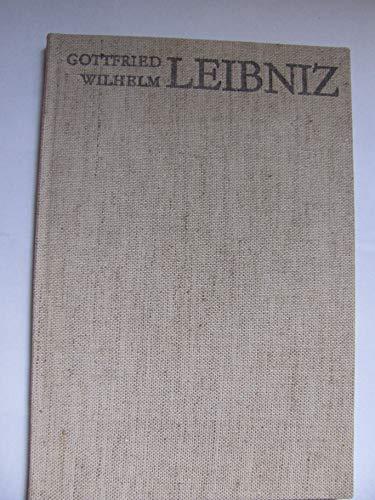 Gottfried Wilhelm Leibniz: n/a