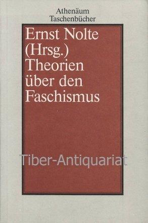 9783761072486: Theorien über den Faschismus