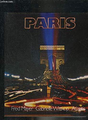 Paris (French Edition): Gabrielle Wittkop-Menardeau