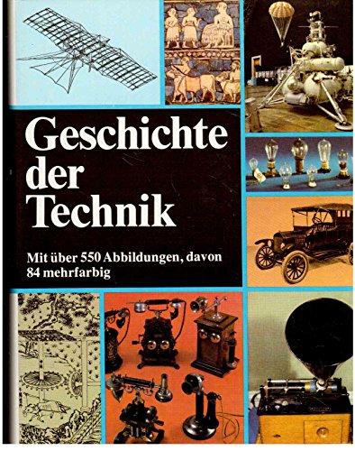 9783761403693: Geschichte der Technik.