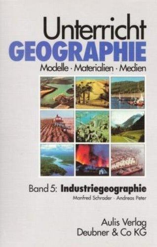 Unterricht Geographie, 20 Bde. in 21 Tl.-Bdn.,: Helmuth Köck