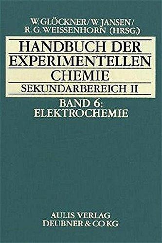 9783761416303: Elektrochemie