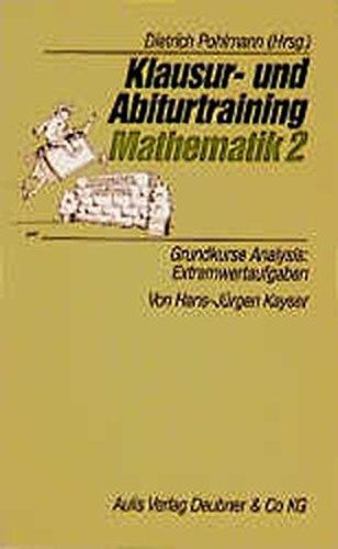 9783761419175: Klausur- und Abiturtraining Mathematik 2.