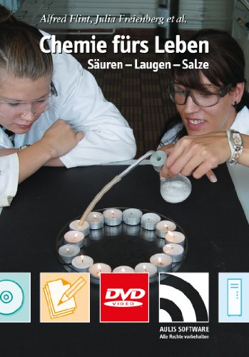9783761426814: Chemie f rs Leben ú S uren - Laugen - Salze. Ab Windows 98