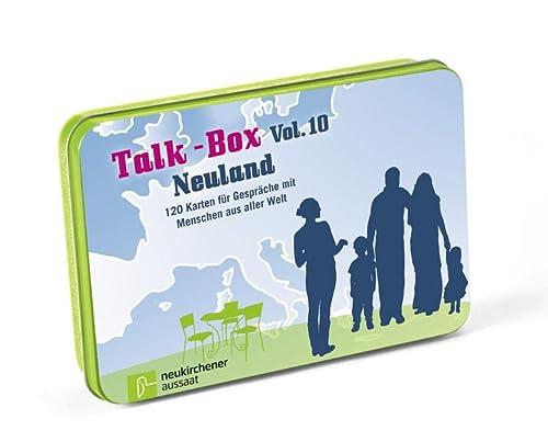 9783761563113: Talk-Box Vol. 10 - Neuland: 120 Karten für Gespräche mit Menschen aus aller Welt