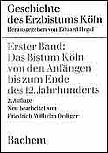 Das Bistum Köln von den Anfängen bis: Oedinger, Friedrich Wilhelm