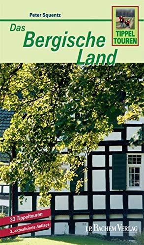 9783761614976: Tippeltouren Bergisches Land