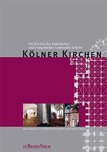 9783761617311: Kölner Kirchen