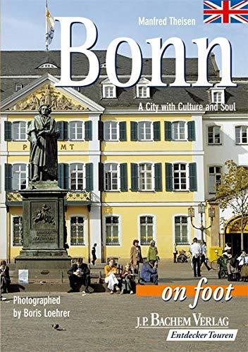 Bonn zu Fuß. Englische Ausgabe: Manfred Theisen