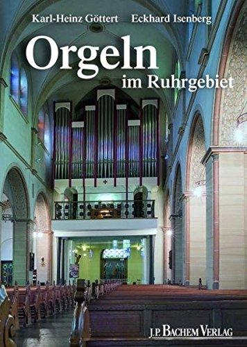 9783761623473: Orgeln im Ruhrgebiet