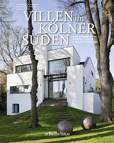 9783761624883: Villen im K�lner S�den: Rodenkirchen, S�rth, Wei� und Hahnwald