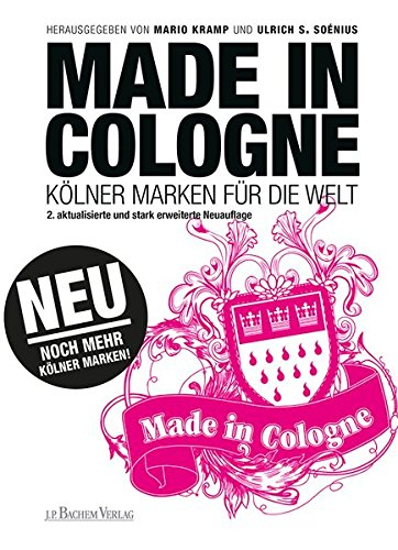 9783761627501: Made In Cologne