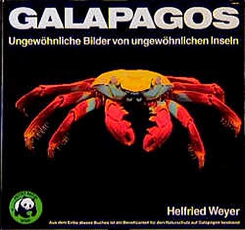 9783761702260: Galapagos by Weyer, Helfried