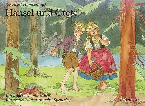 9783761810682: Hänsel und Gretel. Die Märchenoper als Bilderbuch mit Musik.