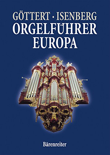 9783761814758: Orgelführer Europa.