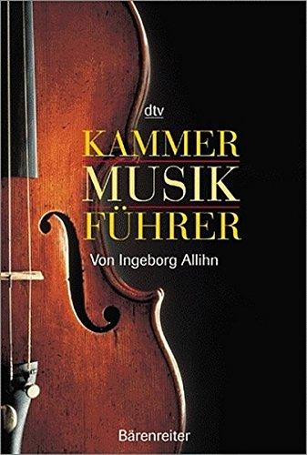 9783761815083: Kammermusikführer
