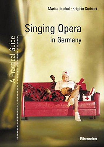 9783761816738: Singing Opera in Germany