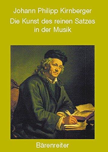 9783761817254: Die Kunst des reinen Satzes in der Musik