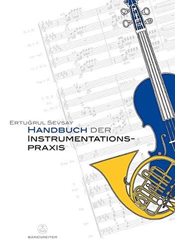 Handbuch der Instrumentationspraxis: Ertugrul Sevsay
