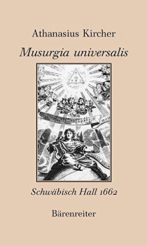 9783761818695: Musurgia universalis
