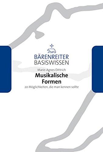 9783761819494: Musikalische Formen