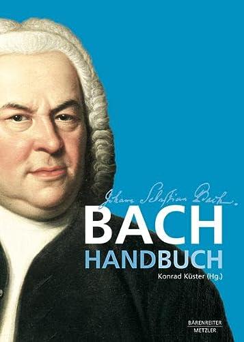 9783761820001: Bach handbuch