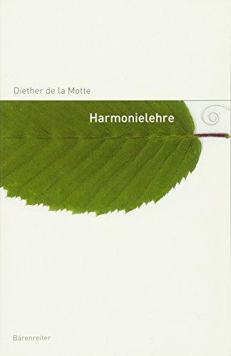 9783761821152: Harmonielehre