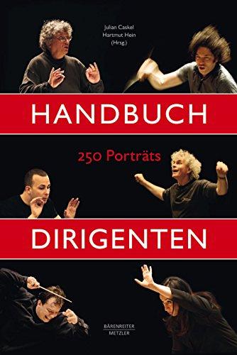 9783761821749: Handbuch Dirigenten. 250 Porträts