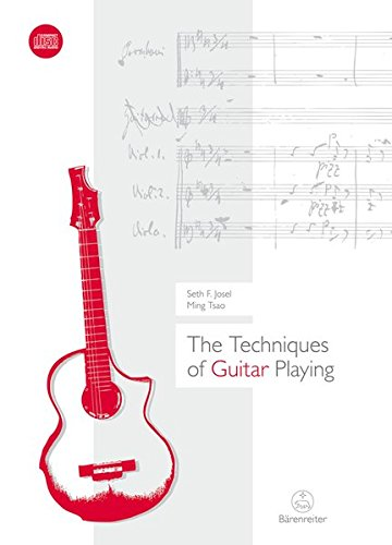 The Techniques of Guitar Playing: Ming Tsao