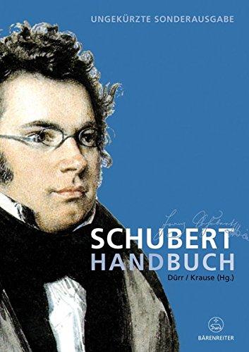 Schubert Handbuch: Andreas Krause