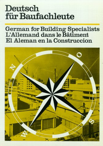9783762504627: German for Building Specialists (German Edition)