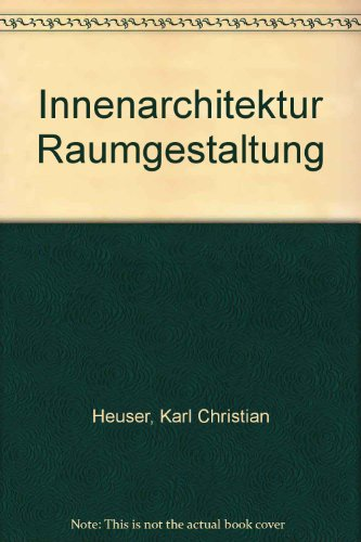Innenarchitektur grundlagen for Innenarchitektur raumgestaltung