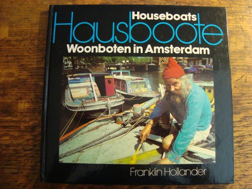 9783762521273: Hausboote in Amsterdam. Houseboats in Amsterdam