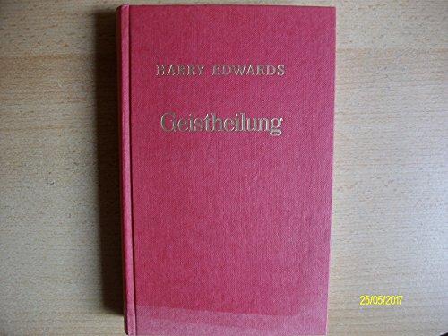 9783762600237: Geistheilung