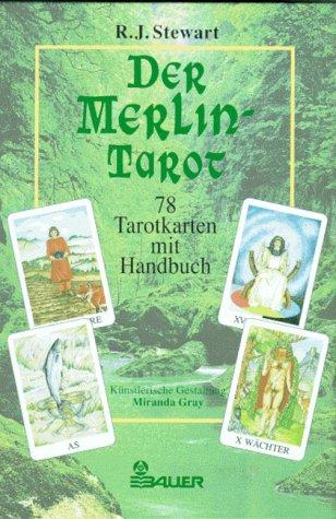 Der Merlin- Tarot. (3762605262) by R. J. Stewart; Miranda Gray