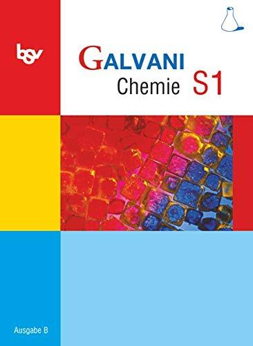 9783762700593: bsv Galvani Chemie S 1 B 9. Jahrgangsstufe