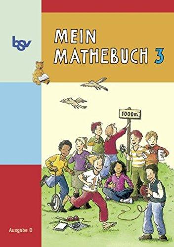 9783762701347: Mein Mathebuch D 3