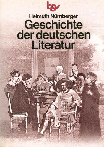 9783762724155: Geschichte der deutschen Literatur (Lernmaterialien) (German Edition)