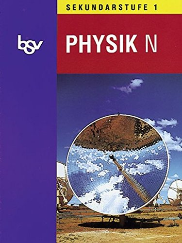 9783762739029: bsv Physik N. Sekundarstufe 1