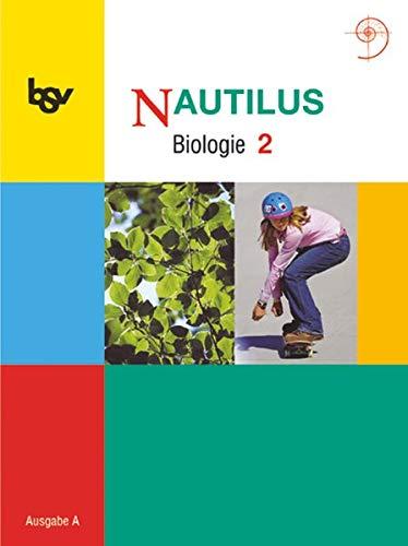 9783762742074: Nautilus A. Schülerbuch 2. Klasse 7/8: Biologie zum neuen Lehrplan für Gymnasien in Baden-Württemberg