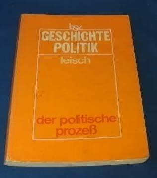 Der Politische Prozess: Leisch, Hans:
