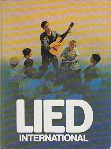 9783762780984: Lied International : Ein Liederbuch für die Sekundarstufe 1
