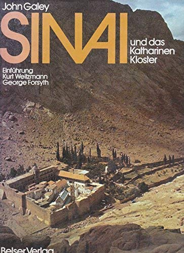 Sinai und das Katharinenkloster (5552 427): John Galey