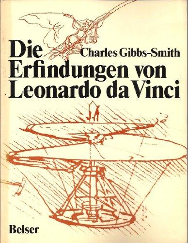 9783763016808: Die Erfindungen von Leonardo da Vinci.