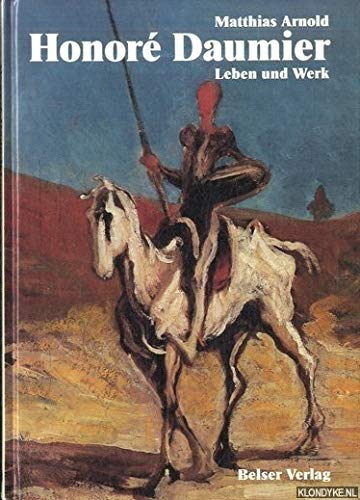 9783763019274: Honore Daumier: Leben und Werk