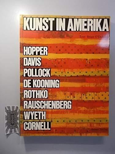 9783763019472: Kunst in Amerika. Maler unserer Zeit
