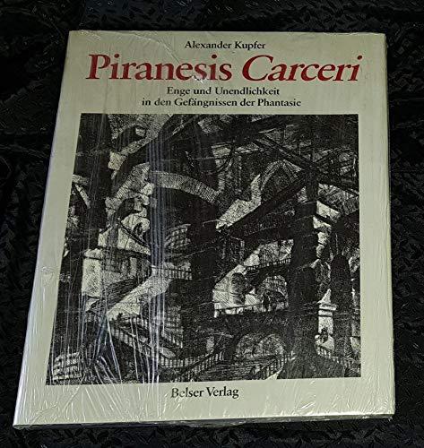 9783763020867: Piranesis 'Carceri'
