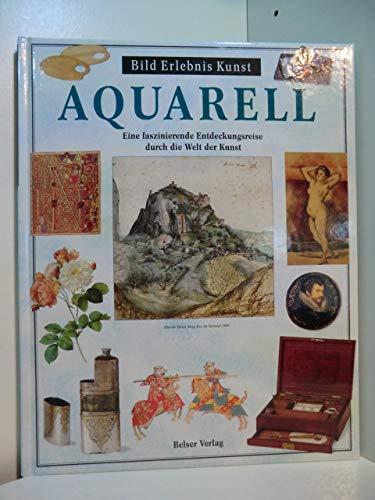 Paket / Konvolut von 9 Titeln: 1. Aquarell, Eine faszinierende Entdeckungsreise durch die Welt...
